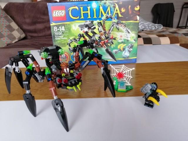 Lego chima sparratus