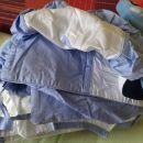 Obroba za posteljico, rjuha, zavesice plus dodatki