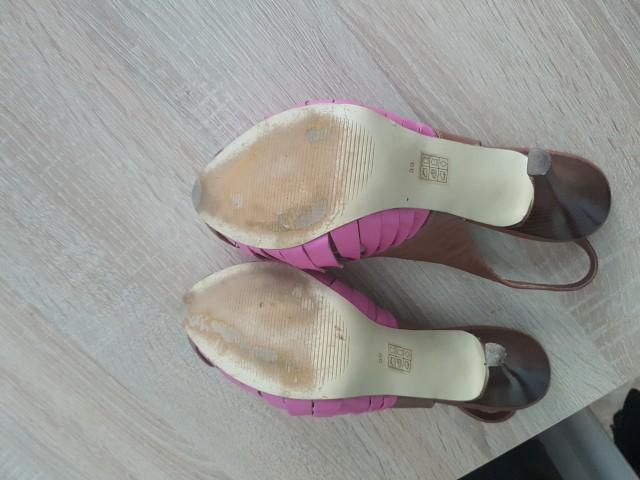 Salonarji/sandali st.39 - foto