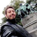TOŠ TOSCH Mihael # Goethedenkmal Wien