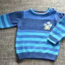 C&A puloverček 1x oblečen