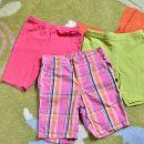 Kratke hlače OshKosh + 2 x bombažne