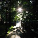 Sonce v Munchnu
