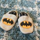 Usnjeni fantovski copati Batman, št 23 - 24, 7€