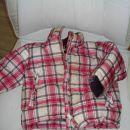 H&M bunda z kapuco 86, veliko nošena, nepremočjiva