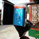 trikotnik za počasna vozila na TV 731