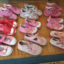 čevlji punčka(ciciban,nike,ipanema...)