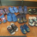 čevlji fant(nike,h&m,...)
