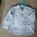Fantovska srajca vel. 104 (za 3-4 leta)