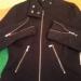 Bombažna debelejša jakna XS