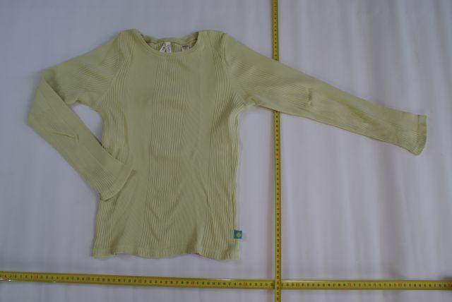 Majica dolgi rokavi, 138, Okaidi, 2,50€
