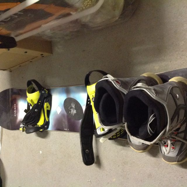 Board cevlji