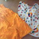 veliki spalni vreči brez rokav,