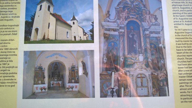 Trakošćan i sv. Augustin - foto