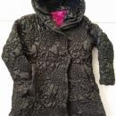 Plašček bunda za deklico 4-5 let