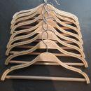 Leseni obešalniki otroški 26cm