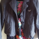 armani jeans jaknica za 10 let