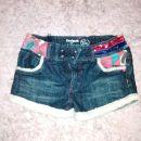 Desigual kratke hlače 11/12 let