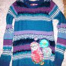 Desigual pulover za 11/12 let staro dekle