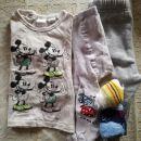 Zelo dobro ohranjena otroška oblačila