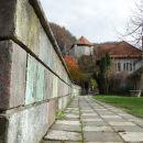 Park Evropa, pogled na Mali Grad