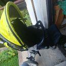 voziček Jane pro slalom 3v1