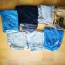 Kratke hlače Okaidi in Benetton