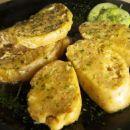 Svinjsko meso in kruhuva roladica