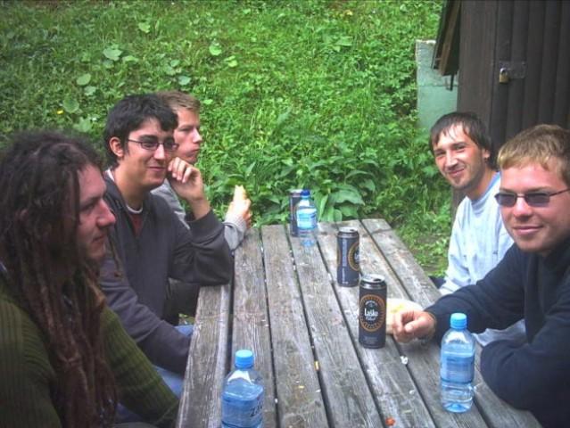 Raggae Lakesplash 2006 - foto