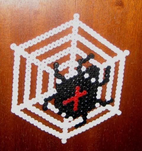 Tale pajek krasi vhodna vrata....buuuu