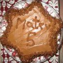 Torta zvezdica