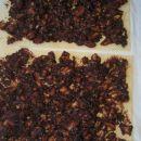 Čokoladna salama -pred zavijanjem