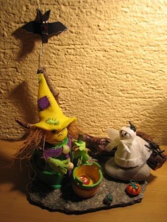 Noč čarovnic - foto
