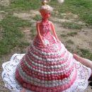 Moja prva Barbie torta
