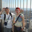 Rialto Tower 256m - v ozadju Melborne