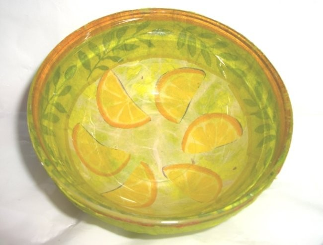 Tokrat mi je uspelo doseci zazelen kontrast. Rezine limone so barvno dovolj izrazite. Naj