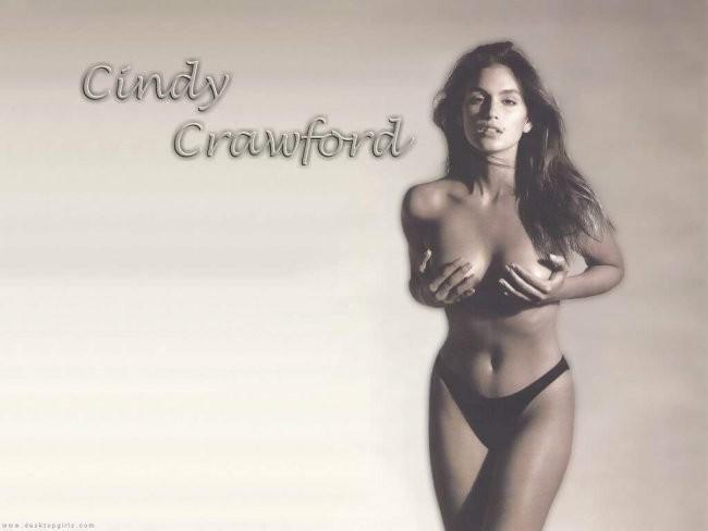 Cindy Crawford - foto povečava