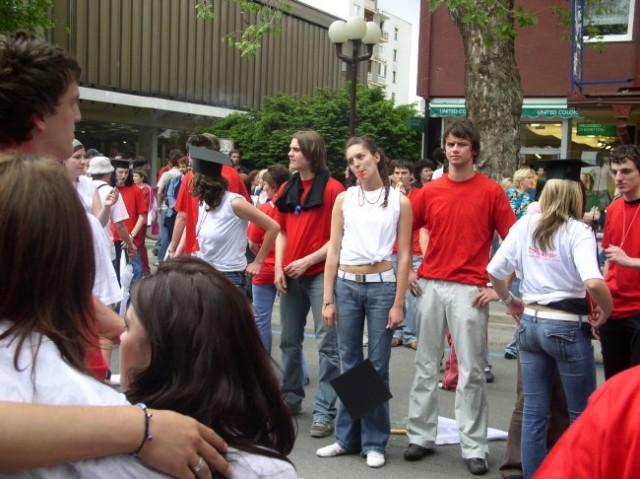 Maturanti MS, 19.5.2006 - foto