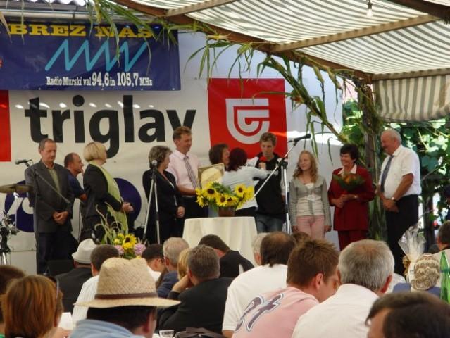 Naj kmetija 2006 - Gomboc, Gerlinci - foto