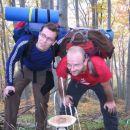 Stipe, Andrija i gljiva