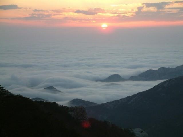 Magla napreduje prema nama