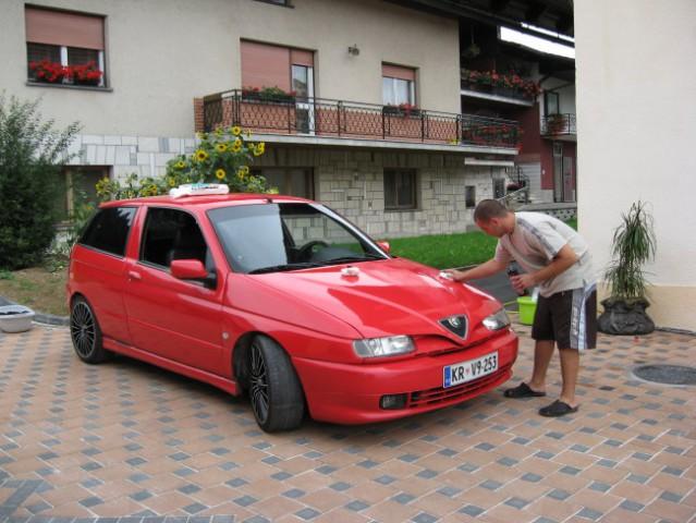 Alfa romeo 145 boxer powahh - foto