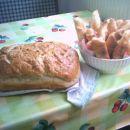 domači kruh in makovke