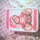 božično novoletna škatla - pokrov