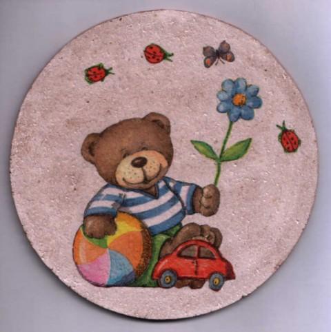 Medvedek - darilo vrtcu