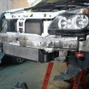 BMW 320D e46 intercooler