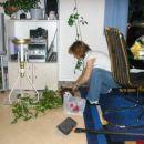 ... pred službo za dobro jutro je treba tudi kaj počistit npr. AIŠINO DRUGO NOČNO AVANTURO