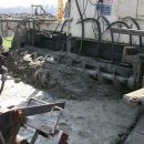izdelava betonskega vozišča