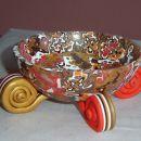 Prikaz izdelave Fimo skodelice