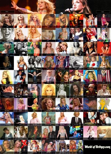 Moje žvalce tut ostale in Britney Spears!I lo - foto